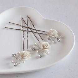 Rosie Hair Pins