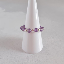 Gemstone Ring - Amethyst